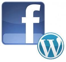 Facebook-Wordpress-Logo