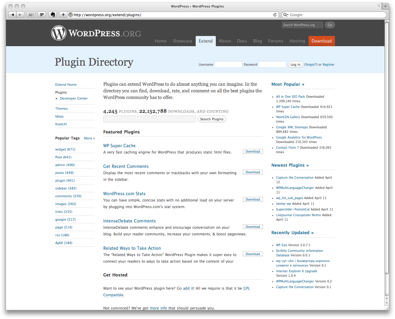 wordpress-plugins-page