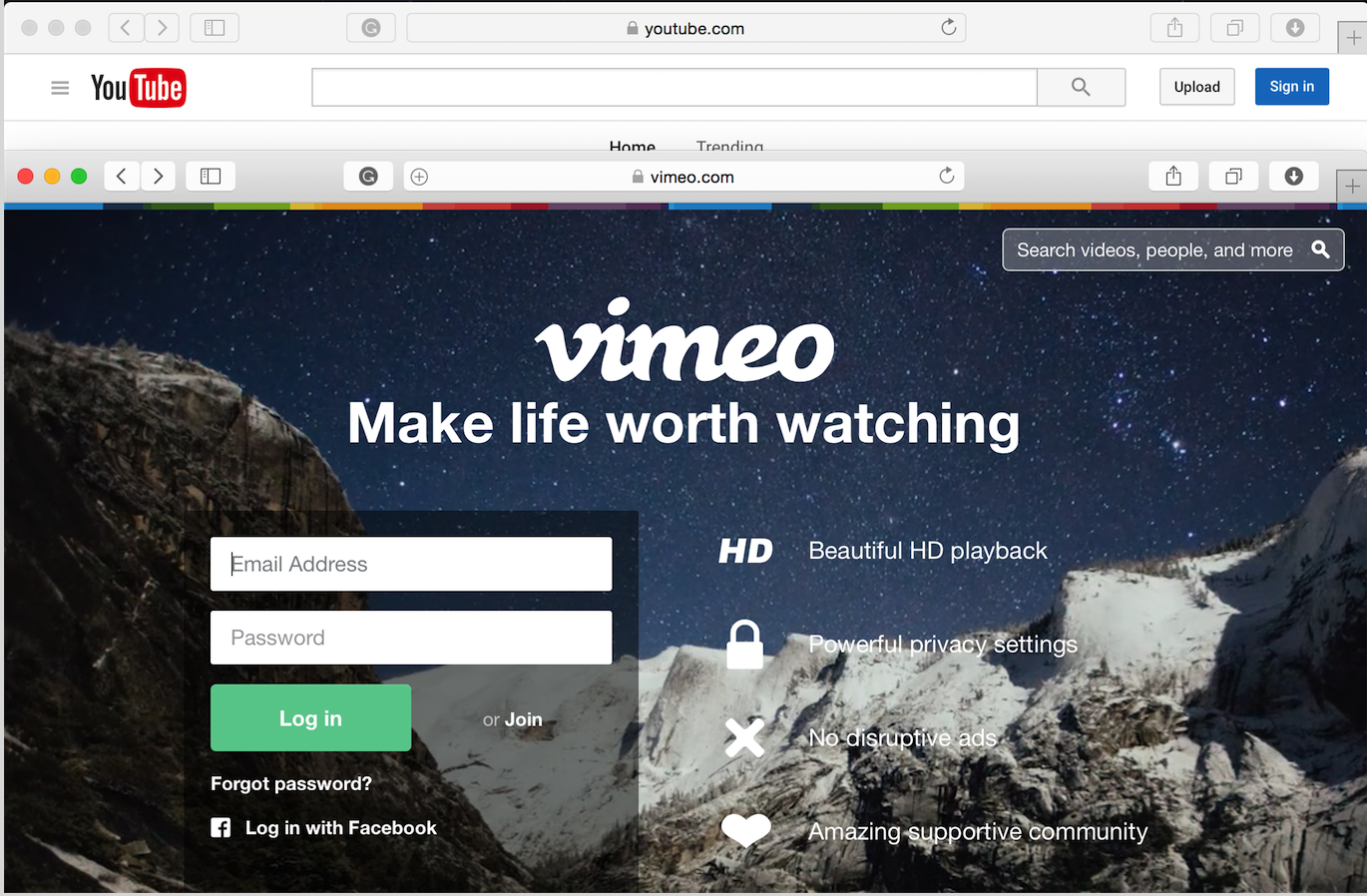 Youtube vs  Vimeo: Which is better? | GVATE